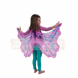 $enCountryForm.capitalKeyWord UK - Fairy Rosa Wing Girls Costumes for Halloween Dress Up Clothes, Pretend Play,Christmas Gifts for Kids