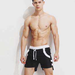 4f413bfd3ced 2018 Hot Summer Cool Man Board Shorts Fashion Breathable Men Beach Shorts  Loose Casual Beach Boxer Hot Guy Short Pants Gailang