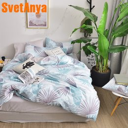 Discount beds china - Svetanya China Cotton Bedding Set Sheet Pillowcase Duvet Cover Set Full Double Queen Size Fashion Printing