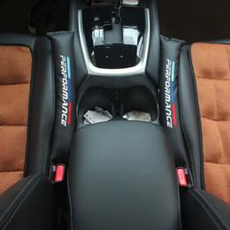 a64a26fc89a3 2pcs lot Car Styling Faux Leather Car Seat Gap Pad Fillers Spacer Filler  Slot Plug For BMW e46 e39 e60 e90 f30 f10 f34 x1 x3 x5
