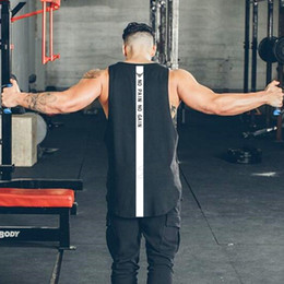 $enCountryForm.capitalKeyWord Australia - yms clothing mens fitness singlet cotton bodybuilding stringer tank top men sleeveless shirt zyzz muscle guys vest