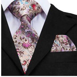 $enCountryForm.capitalKeyWord NZ - Hi-Tie New Fashion Floral Tie Luxury Silk Ties for Men 160cm long High Quality Mens Ties Cravatas 8cm Wide Male Neck Tie CZ-006