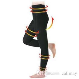 $enCountryForm.capitalKeyWord NZ - Woman Hot Shapers Pants Control Panties Shapewear Slimming Leg Shape Socks Slender Legs Butt Lifter Pant Trousers Leggings