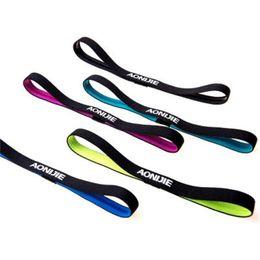 Women yoga headband online shopping - Headband Tennis Belt High Projectile Yoga Men And Women Outdoors Riding Perspiration Zone Antiperspire Sweatband Popular Hots Sale an dd