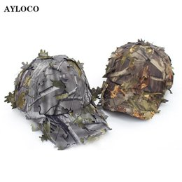 Special Forces Caps NZ - Tactical Adjustable Army Hunter Fisherman Camouflage Bonnie Hat Sniper Shooting Gorras Special Forces SWAT Hiding Cap