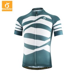 c264870d6 EMONDER Mens PRO TEAM Race Cycling Jersey Top Quality Italy antislip Band  Road Mtb Short Sleeve Bicycle Shirt bike gear