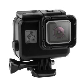 gopro housing NZ - Waterproof Case for GoPro Hero 6 5 Black Action Camera Underwater Housing Case Touch Screen Mount for Go Pro 6 5 Protective Box Accessories