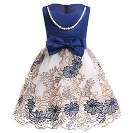 d7160dcf4da White cascading ruffles girl dress online shopping - 2018 summer Flower  Girl Dresses Vintage Jewel Sash