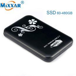 """internal ssd hard drive 2019 - SSD 60GB120GB 240GB 480GB Internal USB3.0 External SSD Solid State Drive SATAIII External Hard Drive hd 2.5"""" Portab"""