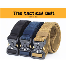 Inner Belt Australia - High Quality Newly 3.8cm Multi-functional Quick Dry US Soldier Tactical Combat Paintball Army Belt Nylon Waistband,can Be Customized Logos