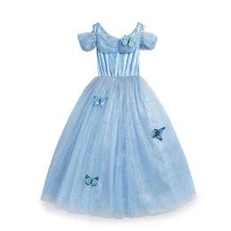 Wear baby online shopping - 2018 Fashion Style Baby Girls Princess Dresses Halloween Wear Costume Kid Christmas Dresses Children Festival Clothing