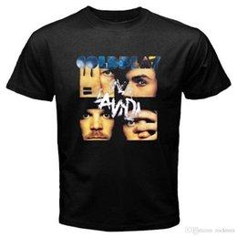 Venta al por mayor de Nueva camiseta Coldplay Vila Lavida Alternative Rock Band para hombre, talla S a 3XL Hot 2018 Fashion