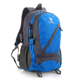 $enCountryForm.capitalKeyWord UK - Factory Direct Wholesale Travel Nylon Waterproof Outdoor Climbing Bag Large Capacity Leisure Travel Backpack(Blue,Black...)