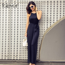 64908d1024 20188 2018 Spring Summer Women Jumpsuits Fashion Solid Color Rompers Female  Casual Off Shoulder Elegant Ladies Jumpsuits Talever