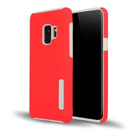 silicone case for samsung galaxy j7 UK - Dual Layer Hybrid Case For Samsung galaxy J2 J3 J5 J7 2015 2016 Pro J330 J530 J730 2017 Silicone TPU Armor Cover