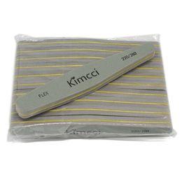 best nail art set 2019 - sponge file Best Selling 10pcs Kimcci Good Quality Nail File Manicure Tools Set Sponge Buffer EDGE 220 280 Nail Art Salo