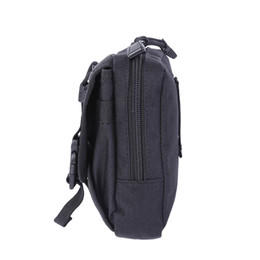 wholesale tactical pouches UK - New Outdoor Camping Hunting Sports EDC Tactical Bags Packs Condor Molle Gadget Pouch Bags