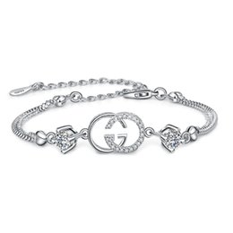 China Mini Brand Designer Bracelet for Women Charms Bracelets White Purple Crystal For Female Silver Jewelry Drop Shipping supplier celtic jewelry for women suppliers