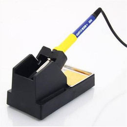 Опт Оптовая Бесплатная доставка GY936 + 110 в практические свинца паяльная станция пакет с внутренним сердечником A1322 черный