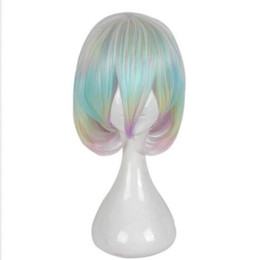 ingrosso houseki no kuni-Land of the Lustrous Houseki no Kuni Diamond Parrucche Cosplay Twinkle Wig Cap parrucca