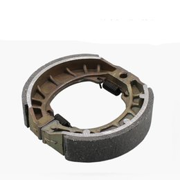 $enCountryForm.capitalKeyWord Australia - Motorcycle Front and Rear Brake Pads 110 CG125 Drum Aluminum Brake Shoe Blocks