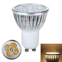 12v spotlight bulbs online shopping - 100pcs Super Bright W W W GU10 E27 MR16 LED Bulbs V V Led Spotlights Warm Natural Cool White GU10 LED lights