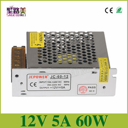 Input output module online shopping - Universal Regulated Switching Power Supply Transformer For led lighting module AC110V V input output DC12V A W