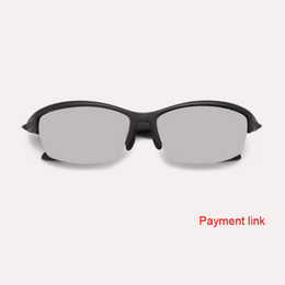 Chinese  2018 NEW Payment link pay in advance deposit  shipping cost eyeglass manufacturers