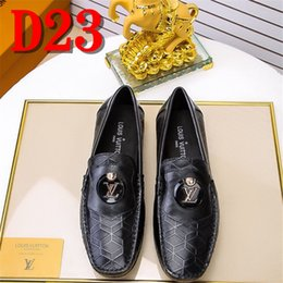 Fashionable Flat Shoes Laces NZ - Slip On Flats Loafers Male Shoes Fashionable Mens Casual Genuine Leather Shoes Comfortable Soft Handmade Driving Shoes