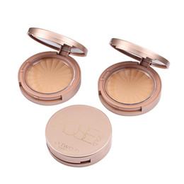 Chinese  O.TWO.O Brand Foundation Pressed Powder Base Makeup Face Brightener Oil-control Moisturizer Concealer Primer Powder Cosmetics manufacturers