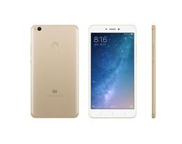 Téléphone portable d'origine Xiaomi Mi Max 2 4 Go 64 Go 6,44