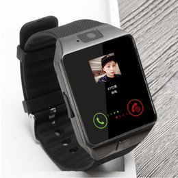 smart watch Intelligent Wristwatch Support Phone Camera SIM TF GSM for Android iOS Phone dz09 pk gt08 a1 men and women
