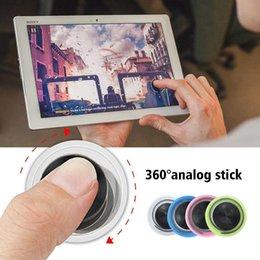 В3 умного телефона джойстика ультра-тонкий мобильный сенсорный экран джойстик игровой контроллер для iPhone\u002FiPad