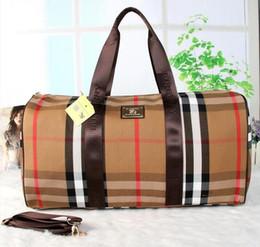 Large canvas duffeL bags online shopping - Canvas secret Storage Bag organizer Large duffel bag Men Women Travel Bag Waterproof Casual Beach Exercise Luggage Bags