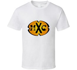 Wholesale MXC Funny TV Reality Game Show Fan T Shirt Men Brand Clothihng Top Quality Fashion Mens T Shirt Cotton
