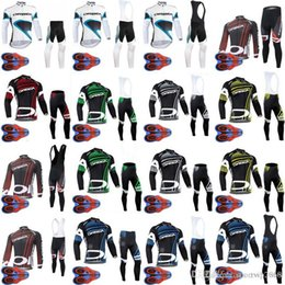 Discount orbea bike cycling long - New ORBEA team Cycling long Sleeves jersey sets bike maillot Ropa ciclismo hombre Spring and autumn mtb bicycle clothes