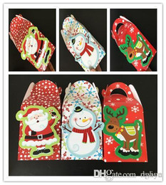 decorative christmas gift boxes wholesale australia wholesale 100pc lot decorative christmas santa snowman deer