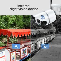 Cctv Wifi Ip Australia - ZSVEDIO Surveillance Cameras CCTV Monitor IP Camera CCTV Camera WIFI IP Cameras Outdoor Waterproof Night Vision Device Webcam