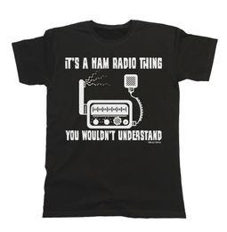 $enCountryForm.capitalKeyWord Australia - It`s A HAM Radio Thing You Wouldnt Understand T-Shirt Mens Ladies Unisex Fit Print Casual T Shirt Men Brand Top Tee Plus Size