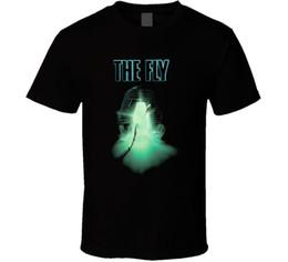 $enCountryForm.capitalKeyWord UK - The Fly Cronenberg 80s Horror Classic Fan T Shirt Cotton Low Price Top Tee For Teen Boys Men Clothing Plus Size S M L Xl Xxl