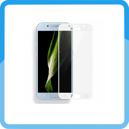 Discount for samsung galaxy a5 2017 full screen tempered glass 0.3mm 9H Full Screen Coverage Tempered Glass Protector for Samsung A3 A5 A7 2017 A320 A520 A720