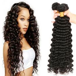 $enCountryForm.capitalKeyWord Australia - MinkBrazilian Deep Wave Human Hair Bundles Kinky Curly Weave Weft Peruvian Malaysian Indian Mongolian Virgin Hair Deep Curly Hair Extensions