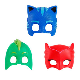 $enCountryForm.capitalKeyWord Canada - Cartoon man ABS Cool Cosplay Mask Gift Toy for Halloween Birthday Party Festival Costume kids Gift