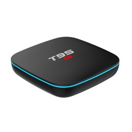 Chinese  Cheapest T95 R1 Quad Core Amlogic S905W Android 7.1 TV Box APP 17.6 Arabic IPTV Streaming Media Player manufacturers