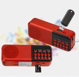 $enCountryForm.capitalKeyWord Canada - Pocket Radio Mini Portable Rechargeable Digital LED Display Stereo FM Radio Receiver Speaker Support USB TF Card Music Player