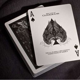 $enCountryForm.capitalKeyWord Canada - Theory11 Bicycle Guardians Playing Cards Original Poker Cards for Magician Collection Card Game