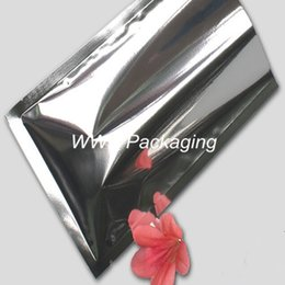 $enCountryForm.capitalKeyWord NZ - 30*40cm Open Top Aluminum Foil 50Pcs  Lot Nut Tea Bean Heat Seal Pouch Silver Vacuum Chocolate Coffee Snack Pack Storage Bag