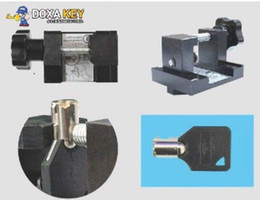 X6 automatic key cutting online shopping - Best Newest Sec E9 Tubular Key Clamps for Fully Automatic Key Cutting Machine A9 E9 X6 A5 For Tubular Key Cutting