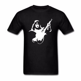 Hottest Design T Shirt NZ - T Shirt Hot Sale Clothes Short Sleeve Men Gift Mens Ace Frehley Design Cotton Short Sleeve T Shirt O Neck Tops Tee O-Neck Shirts