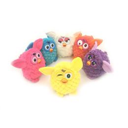 Interactive Talking Toy UK - Cartoon Plush OWL Toy Electronic Pet It Can Speak Interactive Phoebe Recording Talking Toys For Kids Gift
